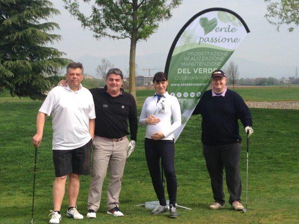 Ospiti alla Gara di Golf sponsorizzata da Verde Passione Golf Club Camuzzago 1