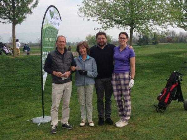 Ospiti alla Gara di Golf sponsorizzata da Verde Passione Golf Club Camuzzago 2