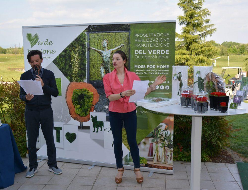 Verde Passione Cerimonia di Premiazione presso Golf Club Camuzzago