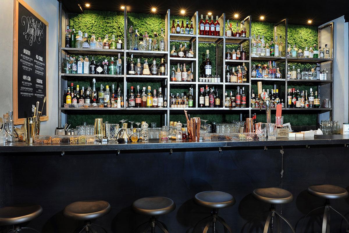 Moss Bar Monza
