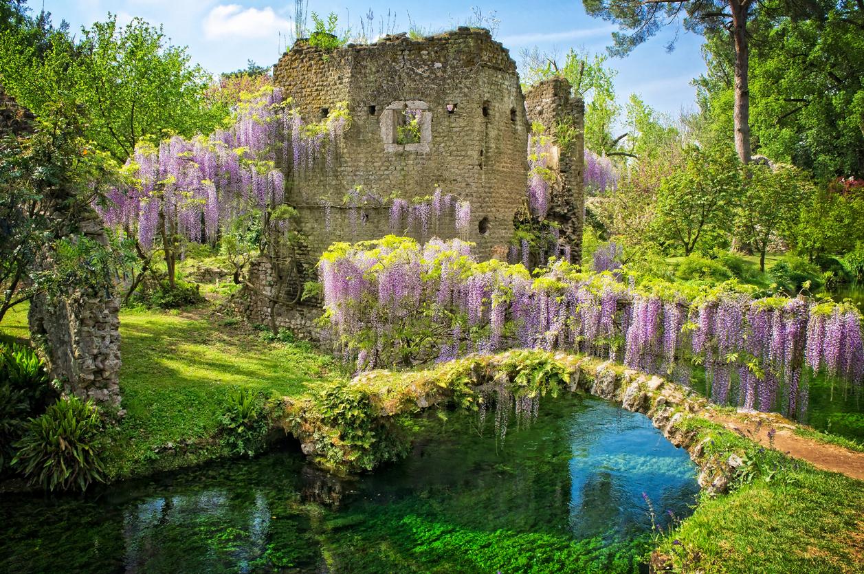 Giardini dal Mondo | Giardino di Ninfa